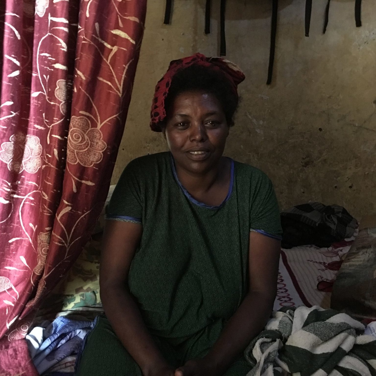 Azeb aged 40 from Mesalemya diagnosed HIV _ cervical cancer (2)